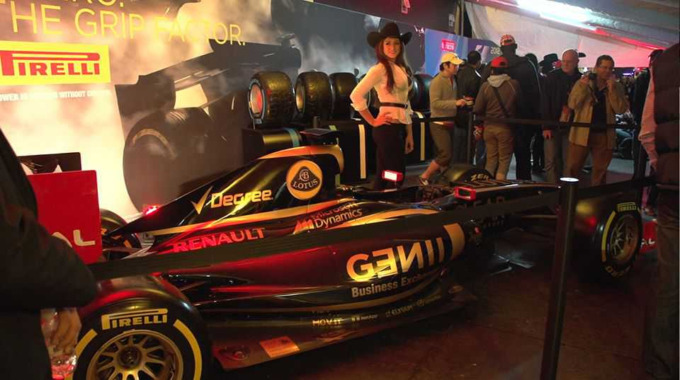 Circuit of the Americas Austin F1 Austin FanFest Live Event Coverage Video Package