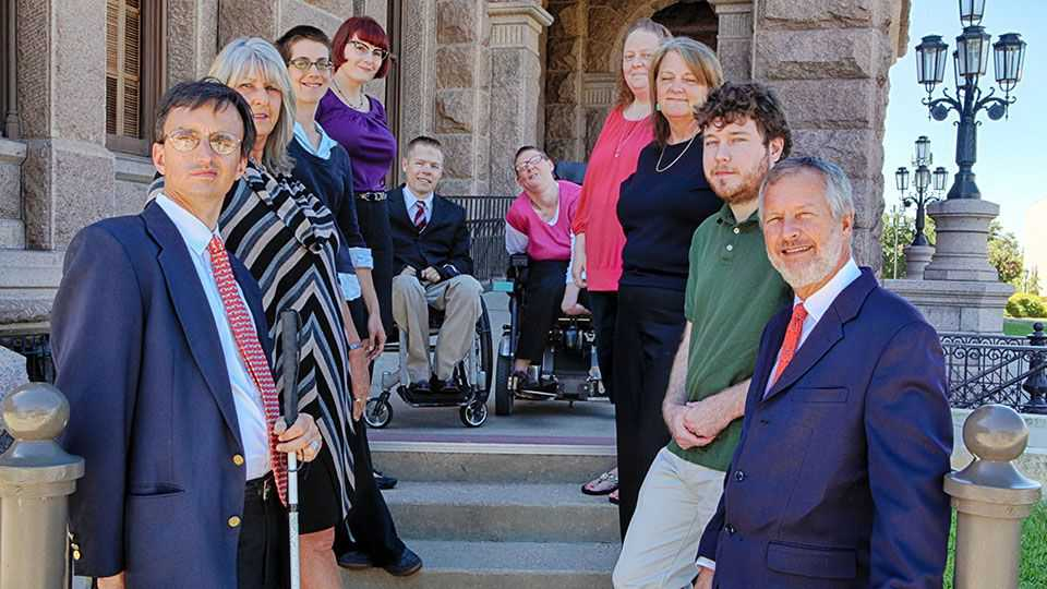 Coalition of Texans with Disabilities Advocacy Organization Nonprofit Charity Documentary Profile Video Behind-the-Scenes